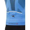 X-Bionic Twyce Koszulka kolarska Mężczyźni niebieski